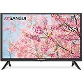 SANSUI 24 Inch TV 720P Basic S24 LED HD TV High Resolution Flat Screen Television Built-in HDMI,USB,VGA Ports - Refresh…