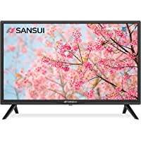 SANSUI 24 Inch TV 720P Basic S24 LED HD TV High Resolution Flat Screen Television Built-in HDMI,USB,VGA Ports - Refresh Rate 60Hz (2020…