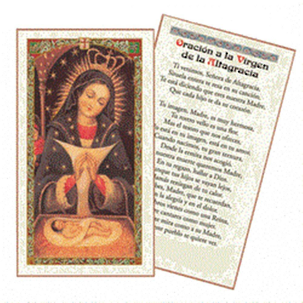 Amazon.com: Gifts by Lulee, LLC Nuestra Senora De La ...