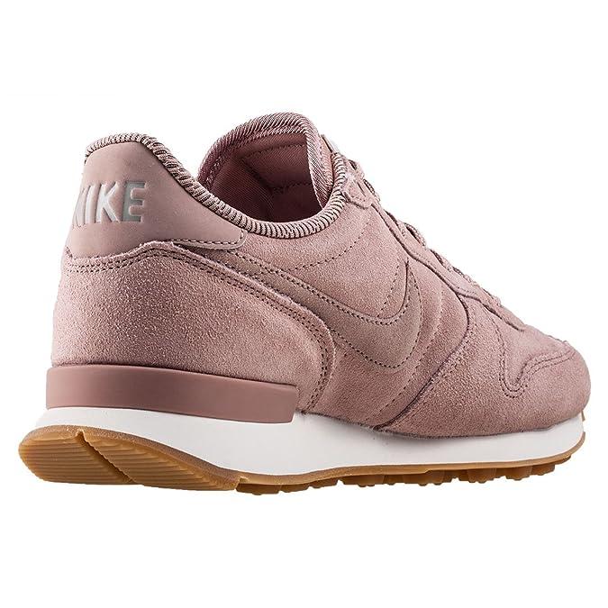 Nike Damen Internationalist Special Edition Pink LederTextil Sneaker