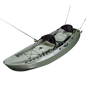 Lifetime 10 Foot Sport Fisher Tandem Kayak