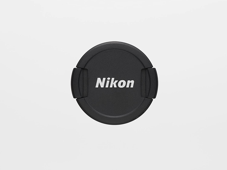 Blanco Nikon LC-CP24 Tapa de Lente Negro Tapa para Objetivos Negro, Blanco, COOLPIX