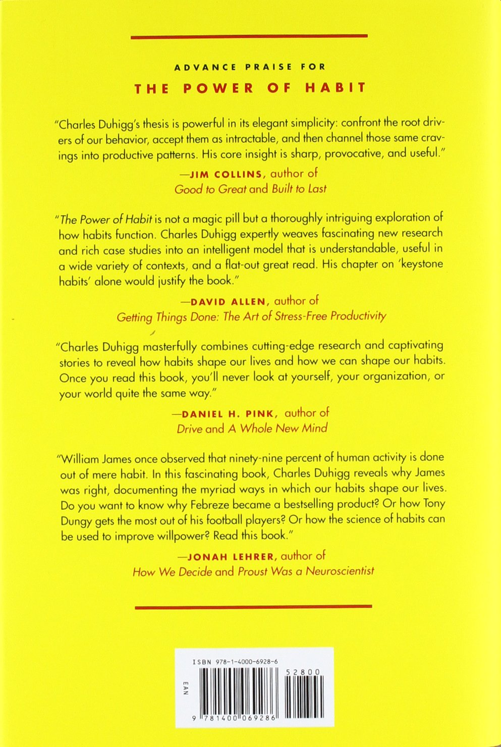 Amazon fr - The Power of Habit: Why We Do What We Do in Life