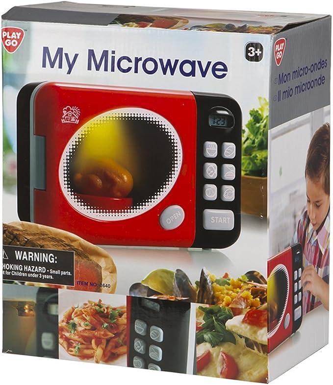 ColorBaby - Microondas eléctrico (42045): Amazon.es: Juguetes y juegos