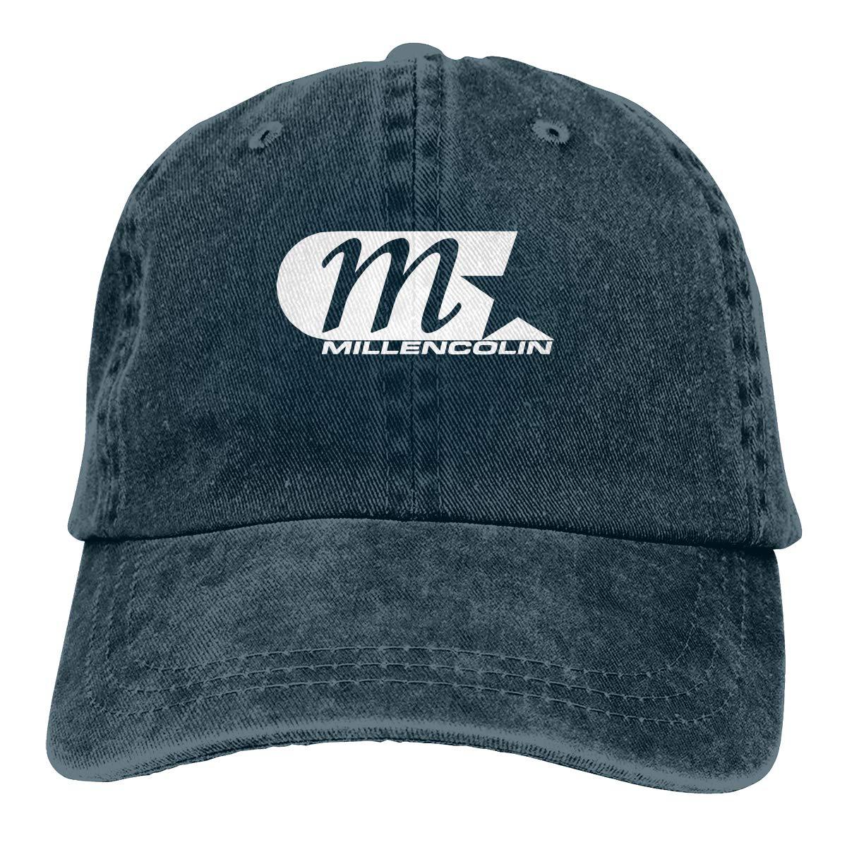 Monerla Ningpu Millencolin Adjustable Denim Hats