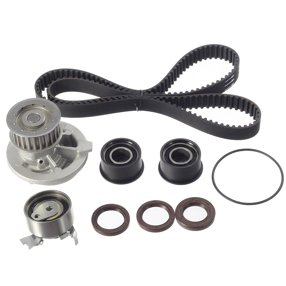 Motorhot 92063917 92064250 Timing Belt Kit Water Pump Fits 2004 For Suzuki Forenza 2005 Chevrolet Optra 04