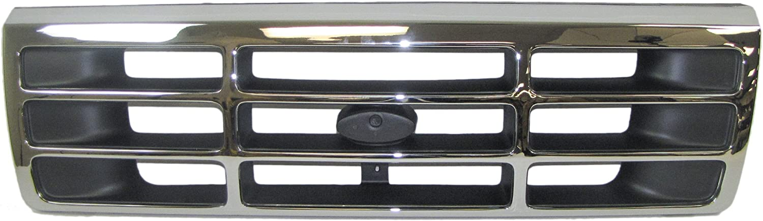 GRILLE CHR//BLK FO1200173