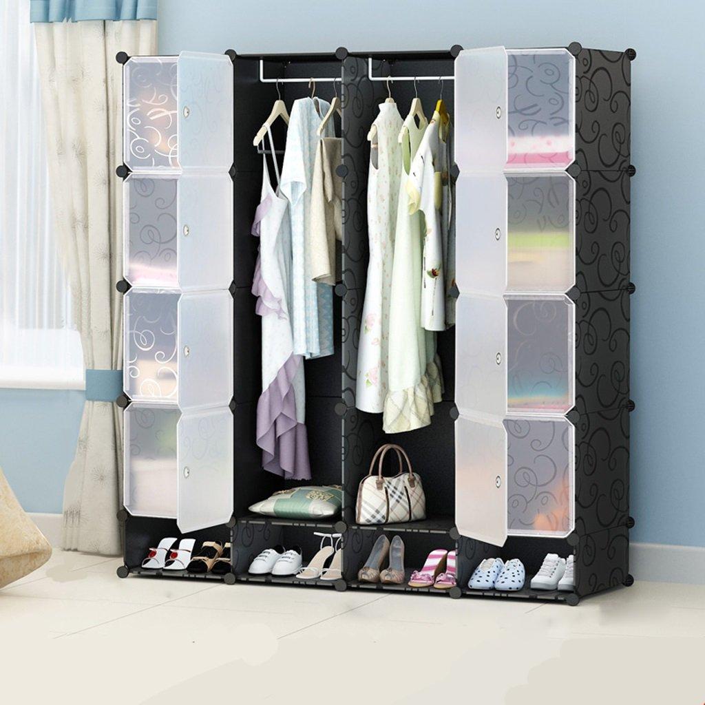 einfache montage garderobe schrank - plastik - harz schleifen ...