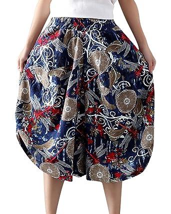 Damen Baggy Capri Schnittmuster Pumphose Gummizug Taille Hosen Mit ...
