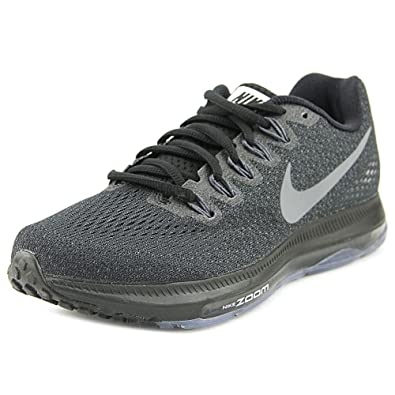 reputable site 0d7ec 86b0c Amazon.com   Nike Womens Zoom All Out Low Running Shoes-Black Dark  Grey-Anthracite-7.5   Road Running