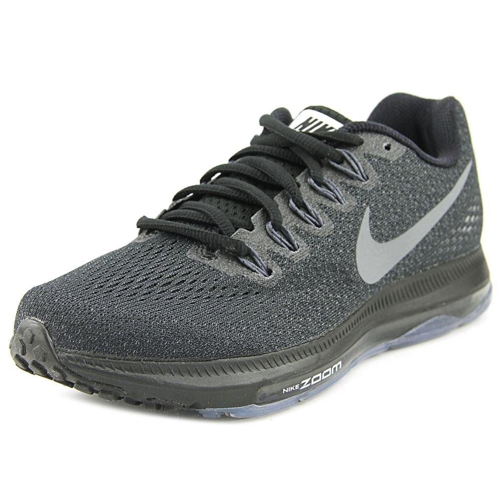 NIKE Women's Zoom All Out Low Running Shoes B01MAWR5Y9 6 M US|Black/Dark Grey