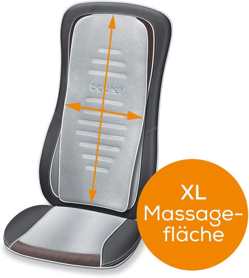 Elektrische Shiatsu Rückenmassage Sitzauflage von Beurer