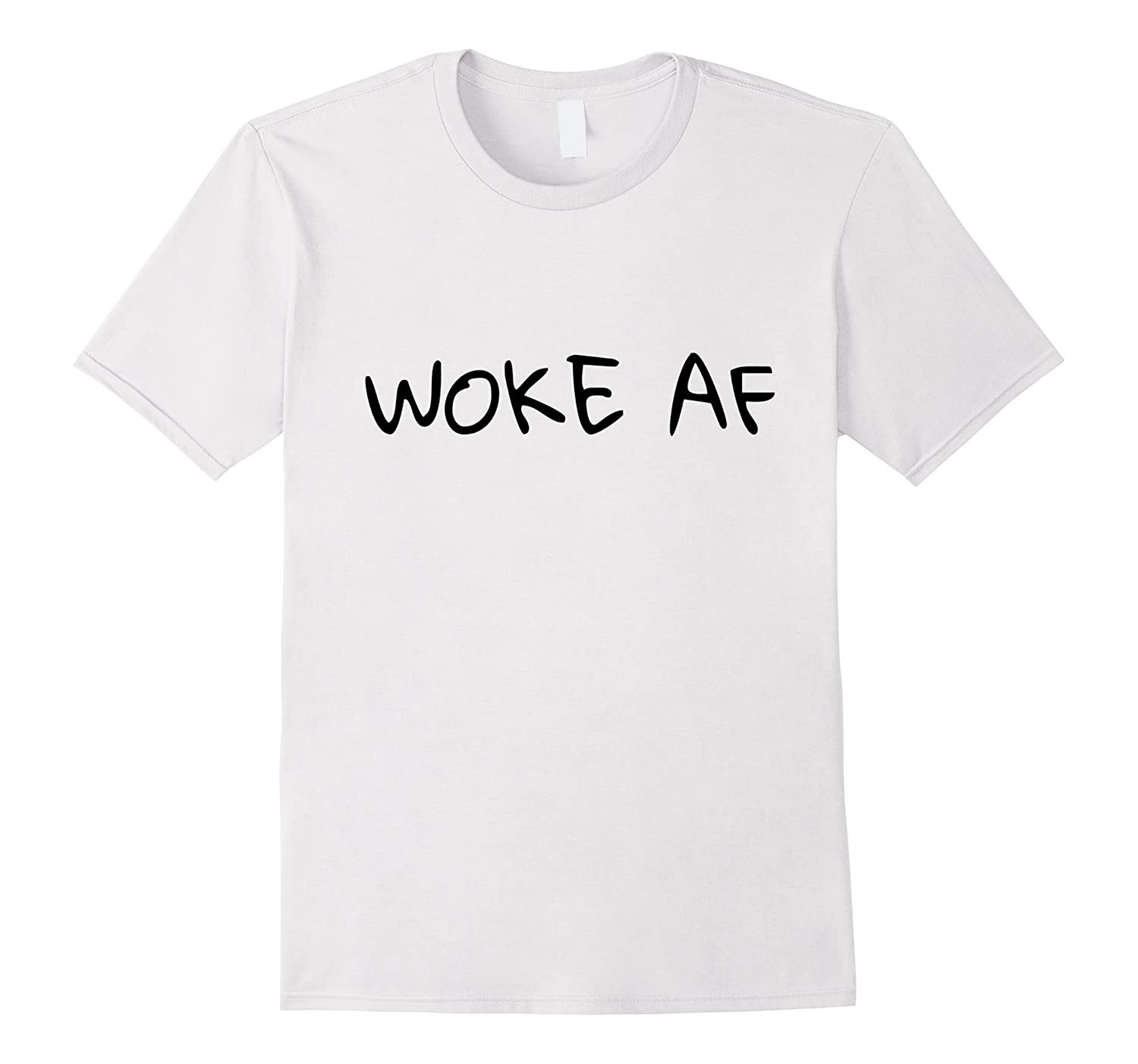 African American Tee Says