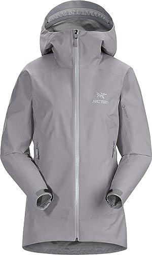 Arc'teryx Zeta SL Jacket Women's | Superlight Waterproof Gore-Tex Shell Jacket for Hiking