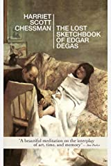 The Lost Sketchbook of Edgar Degas Paperback