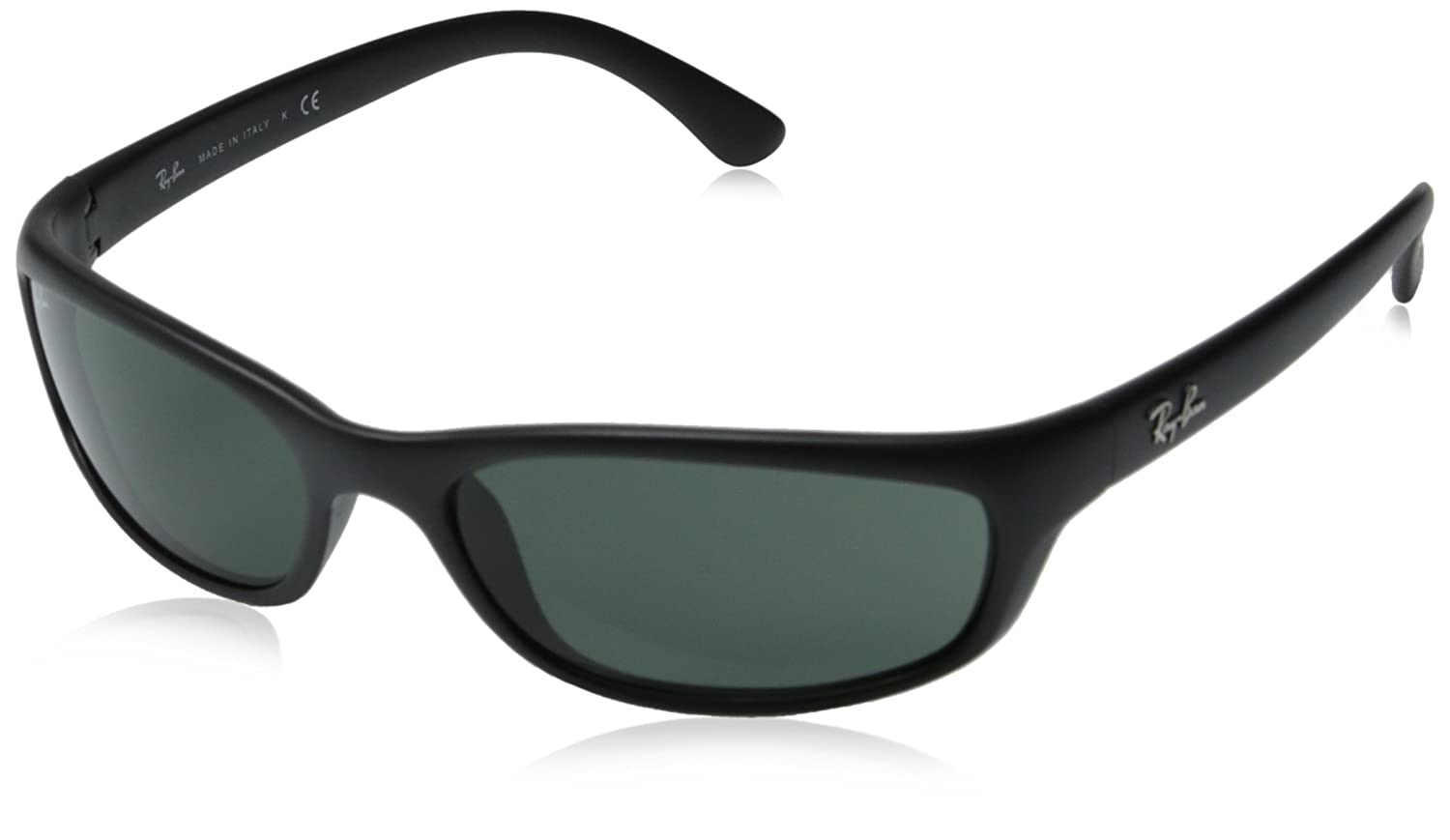 change glass on ray ban  amazon: ray ban sunglasses rb4115 / frame: matte black lens: grey green: ray ban: shoes