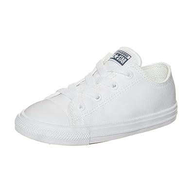 059a89dd77b54 Converse Chuck Taylor All Star II Ox Sneakers Basses Mixte bébé ...