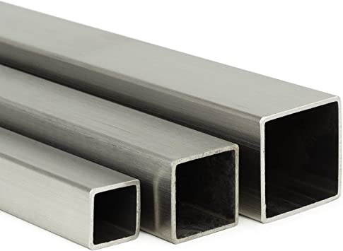 Aluminium Rechteckrohr AW-6060-30x10x1,5mm L: 300mm auf Zuschnitt 30cm