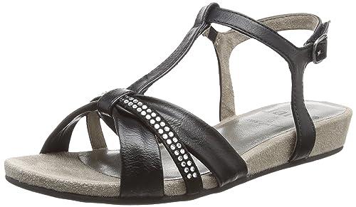 Jana 28105, Salomés Femme: : Chaussures et Sacs