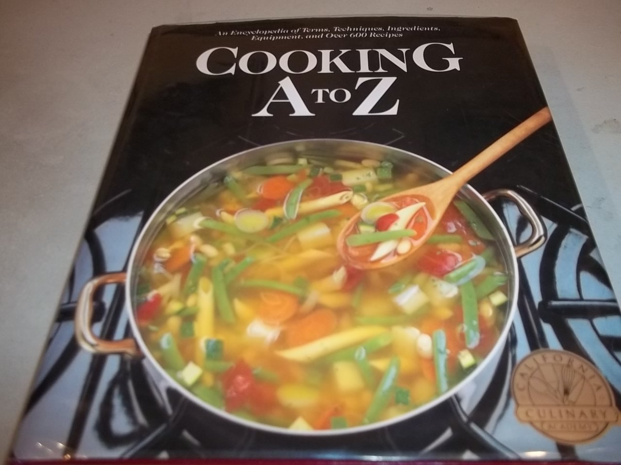 Cooking A to Z