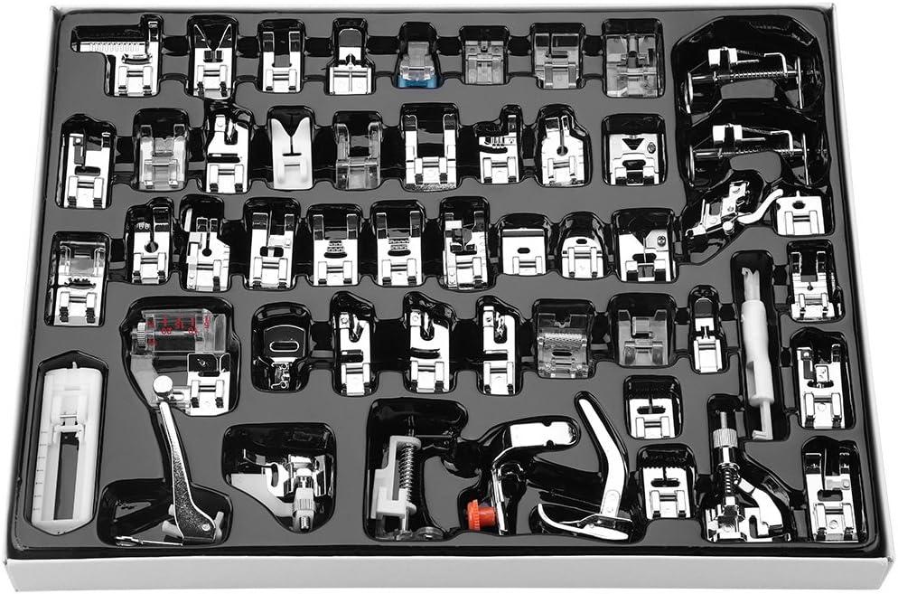 Lot de 52 pieds de machine /à coudre professionnels pour machine /à coudre