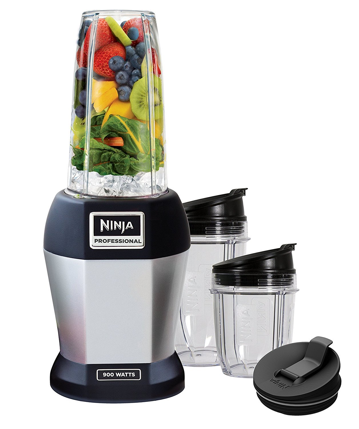 SharkNinja Pro Blenders, Silver/Black (Refurbished)