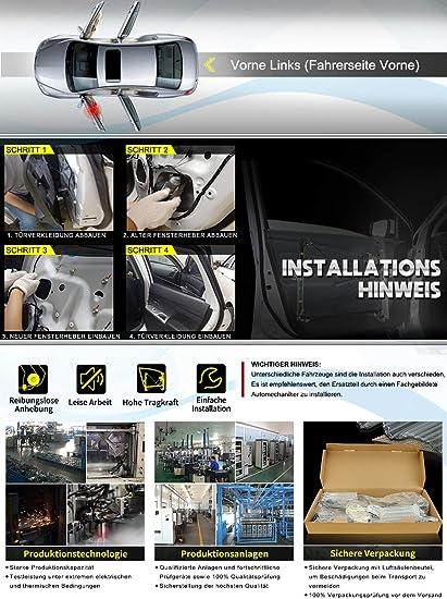 Fensterheber Ohne Fensterheber Automatikfunktion Vorne Links Für Punto Evo Punto Grande Punto 199 2005 2020 51723318 Baumarkt