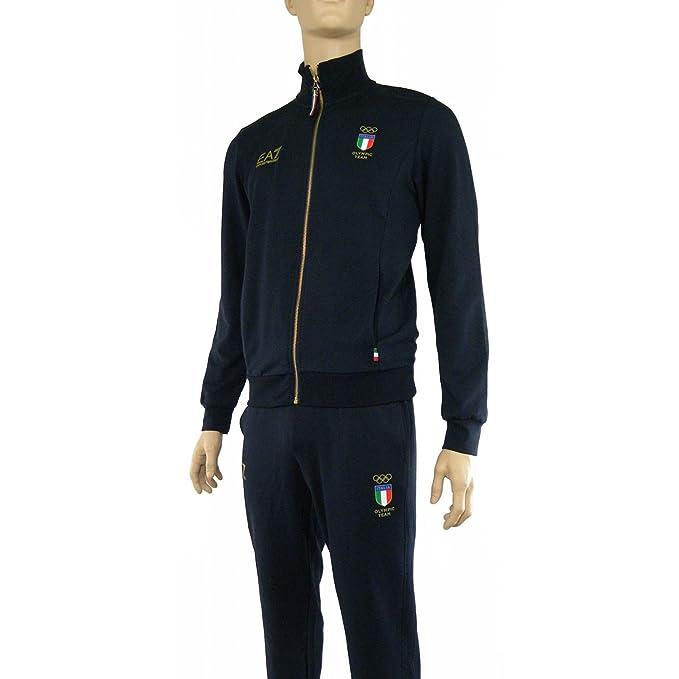 31567f92d6 Tuta da ginnastica uomo EA7 EMPORIO ARMANI, olympic team art: 276125 ...