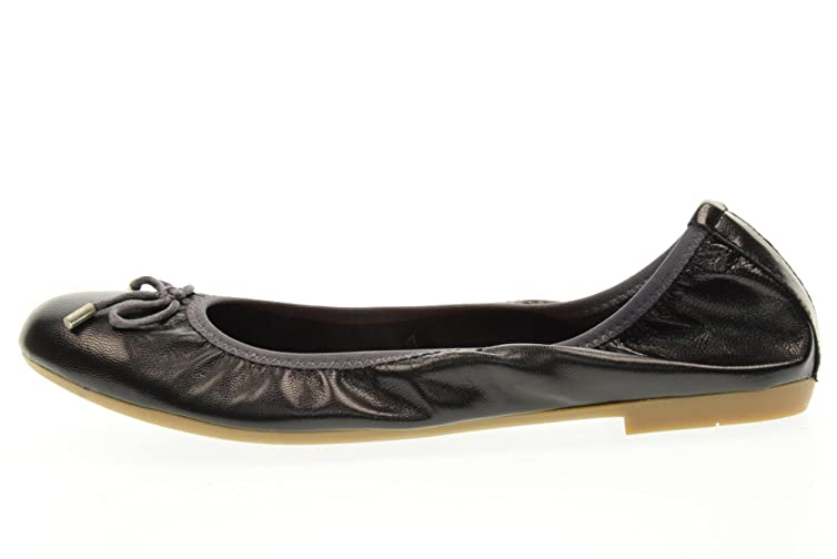 GIOSEPPO zapatos de la bailarina 39890-02 Brisella talla 39 NEGRO 9bDOXT