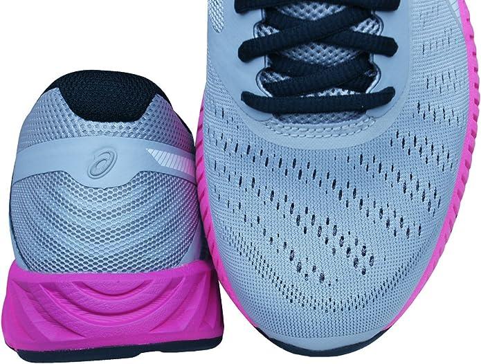 Chaussures Femme Asics Fuzex Lite GrisRose AH16 Gris