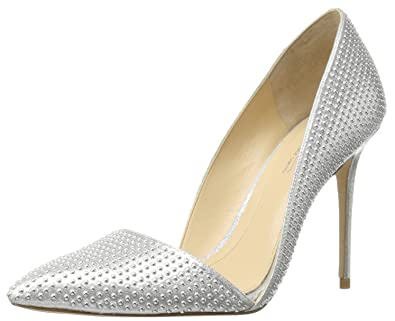 ff100f697621 Imagine Vince Camuto Women s Ossie D Orsay Pump Platinum ...