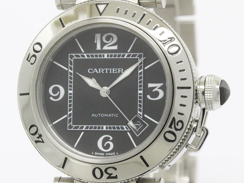 [カルティエ]Cartier【CARTIER】カルティエ パシャ シータイマー ステンレススチール 自動巻き メンズ 時計W31077M7(BF064834)[中古] B00L57KEZS