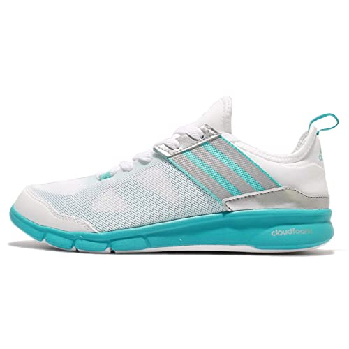uk availability 39ef6 42e3a Adidas Womens Niya Cloudfoam W, WhiteGreen, ...