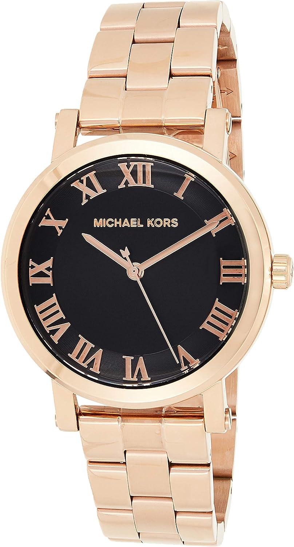Michael Kors MK3585 Montre Femme Norie Rose Or Tone