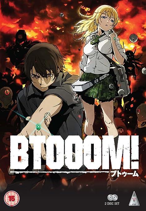 Amazon.com: Btooom!: Collection [DVD]: Movies & TV