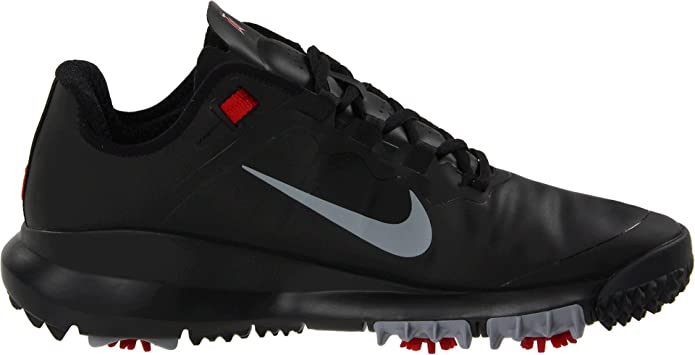 brand new 6f730 6d132 Amazon.com   Nike Golf Men s Nike TW  13-M, Black Varsity Red Stealth 10.5  M US   Golf