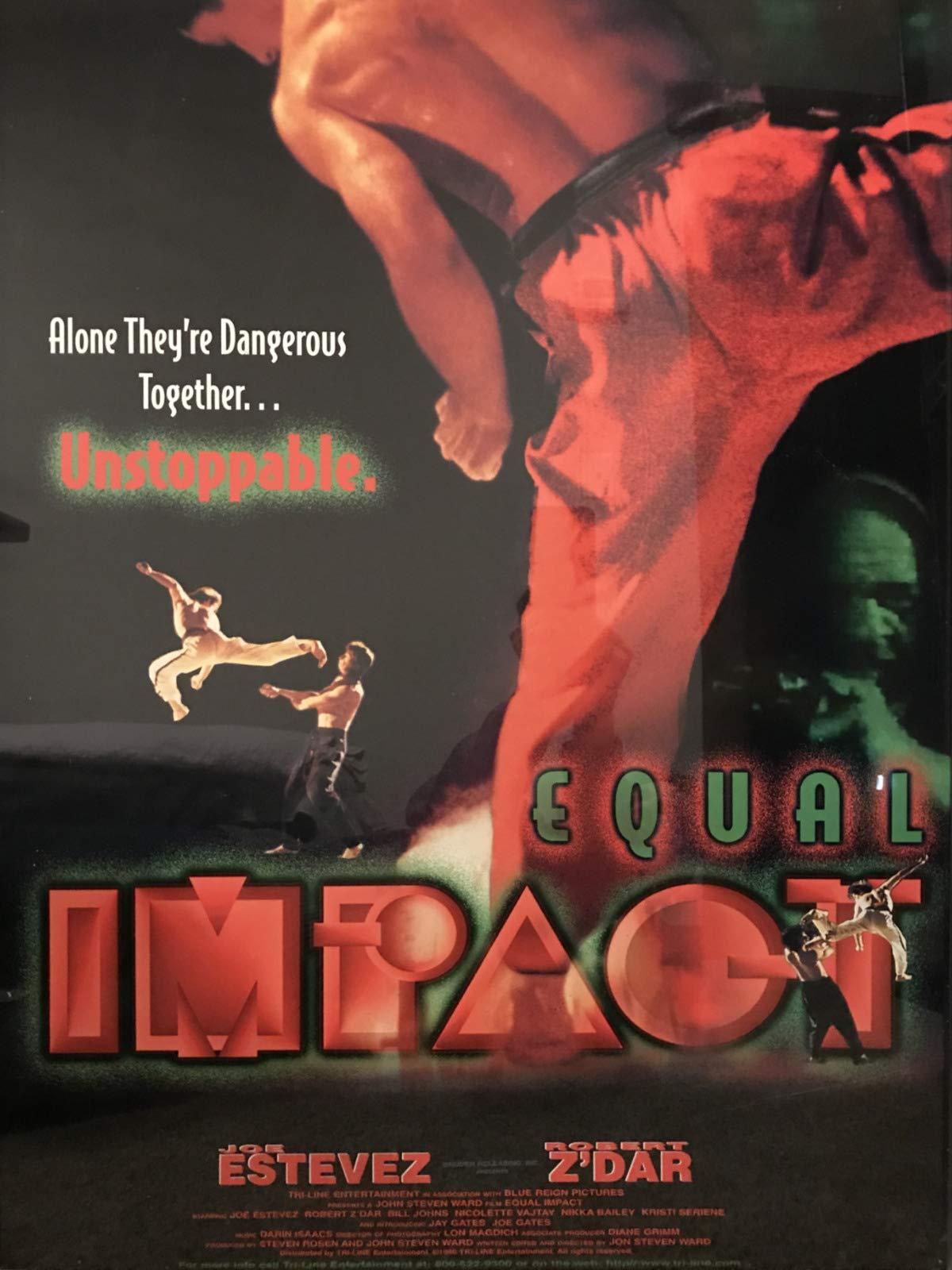 Equal Impact on Amazon Prime Video UK