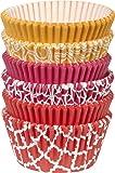 Decora Geo Standard Baking Cup, Multi-Colour, 150-Piece