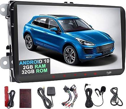 Android 9 0 Pie 2gb Ram Car Stereo Haupteinheit Für Vw Elektronik