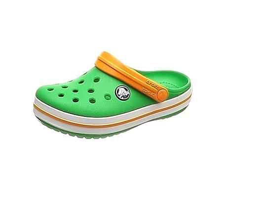 crocs Unisex-Kinder Crocband Clogs