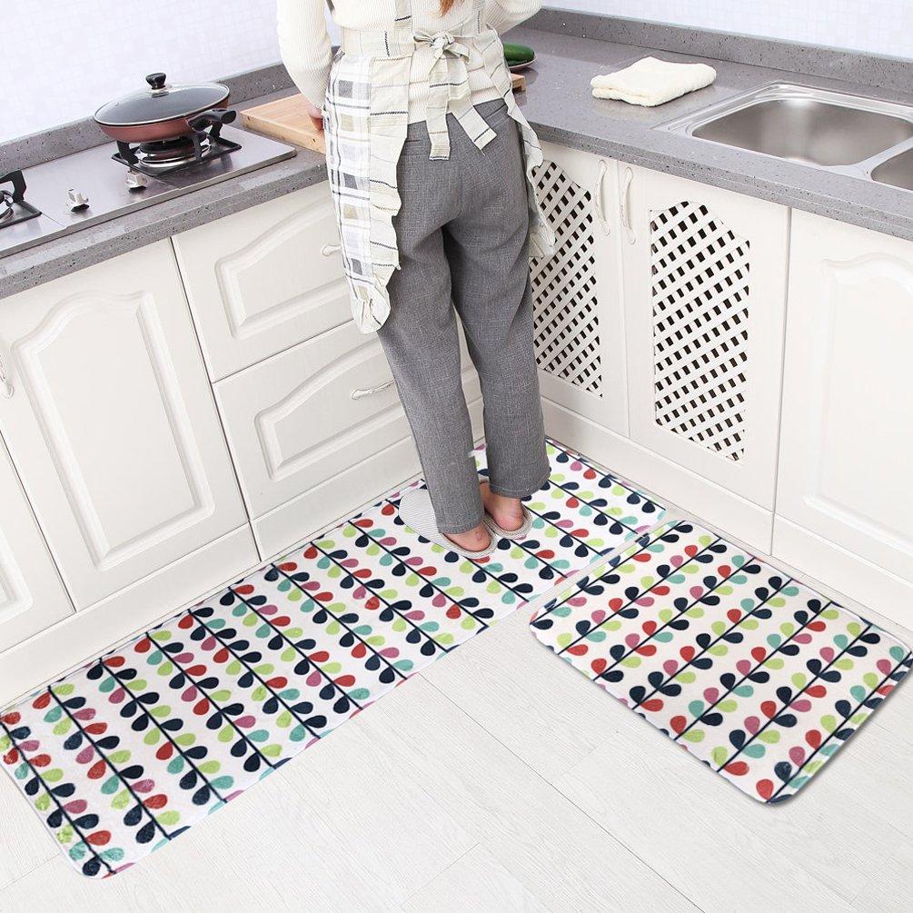 Ziemlich Dekoratives Gepolstertes Küche Fußmatten Fotos - Küchen ...
