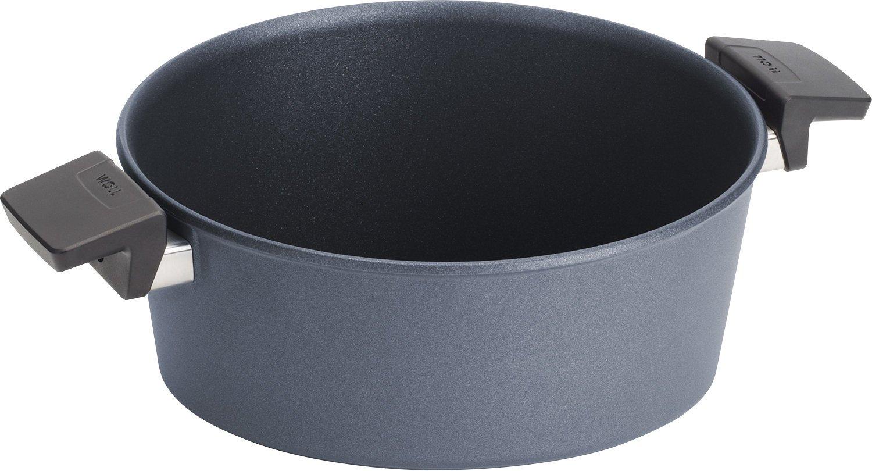 Woll Diamond 828DPI Lite Cast-Iron Casserole Dish Induction Diameter 28 CM / 10.5 CM High Capacity 5.5 Litres
