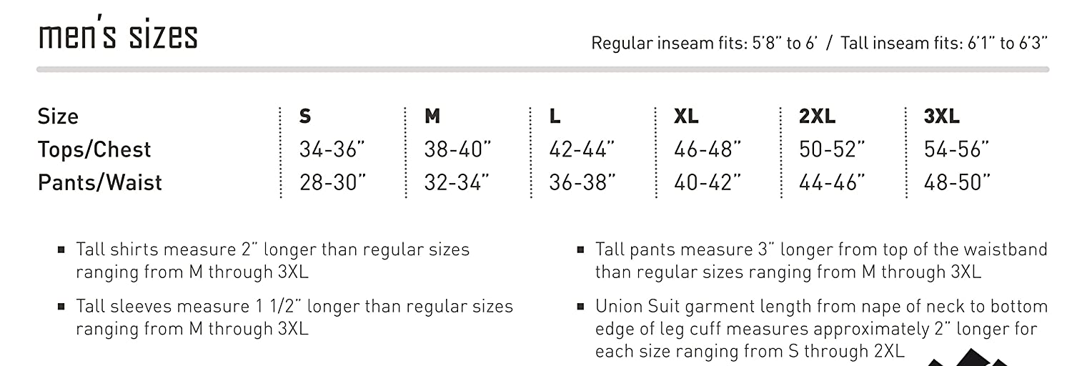 ColdPruf Mens Quest Performance Base Layer Pants