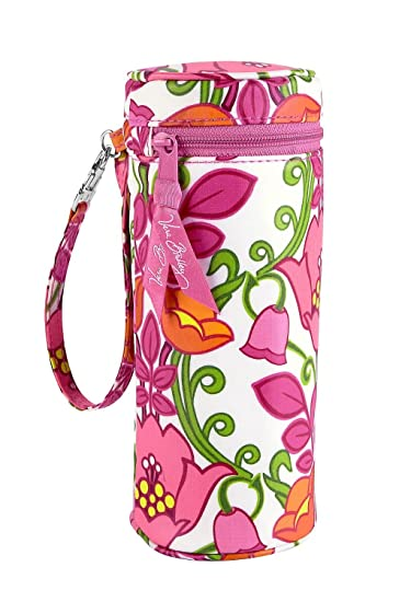 Amazon.com   Vera Bradley Baby Bottle Caddy Lilli Bell   Baby Bottle Tote  Bags   Baby 632324511e06a