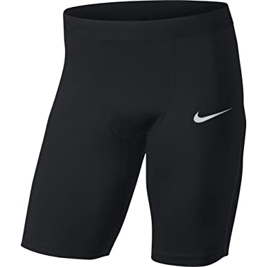 caece848553e5 Image Unavailable. Image not available for. Colour: Nike Power Tech - Men's  Half Running Tights - Size Medium