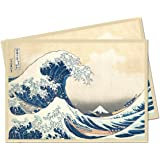 "Fine Art Series ""The Great Wave off Kanagawa"" Standard (Magic) Deck Protector sleeves (65 count pack)"