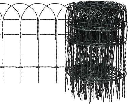 FZYHFA Bordura de Jardin Extensible, 25 x 0,4 m,Borduras para Jardin: Amazon.es: Bricolaje y herramientas
