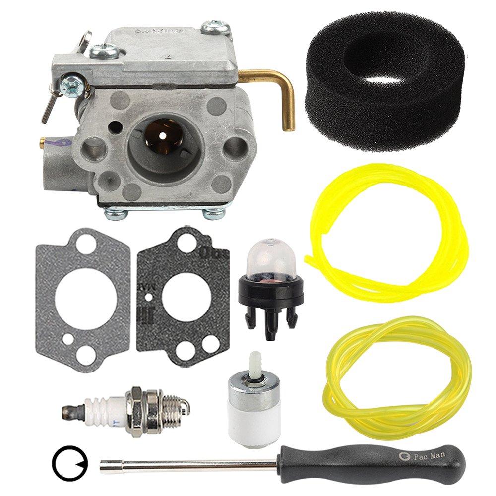 Troy Bilt Tb320bv Carb Fuel Filter Hilom Carburetor Air Line Kit Rep For 1000x1000