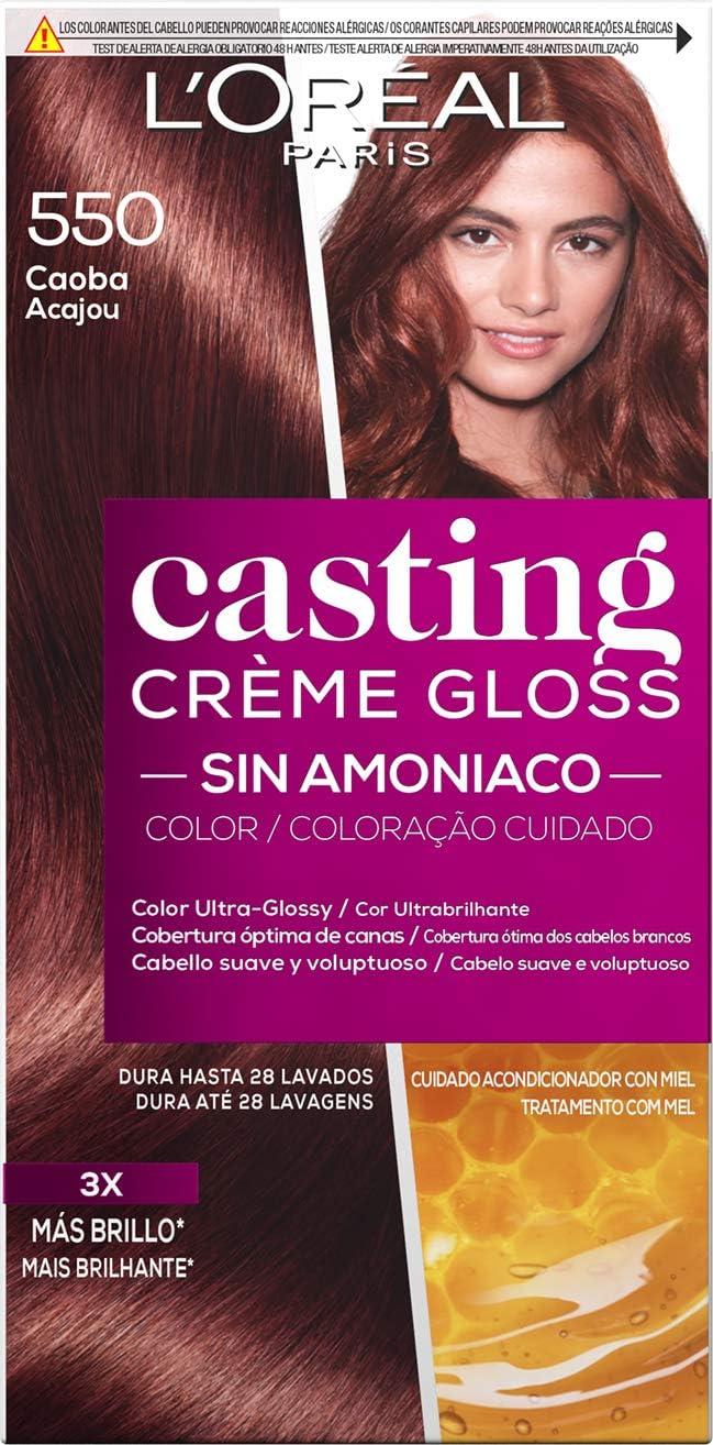 LOréal Paris Casting Crème Gloss Tinte 550 - 100 gr