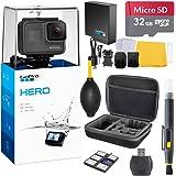 GoPro HERO (2018) Bundle (7 items) + 32GB Card + Camera Case + Accessory Kit